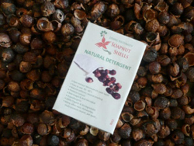 Plastic Free Soapnuts from Living Naturally