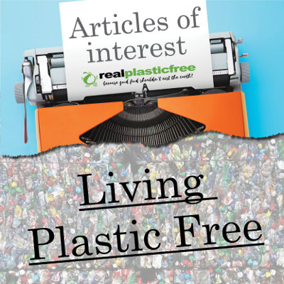 article about living plastic free