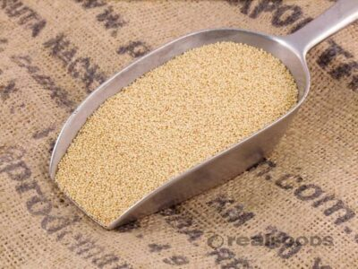 amaranth seeds can be used like rice
