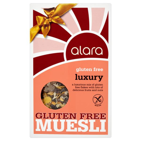 Plastic Free Muesli from Alara