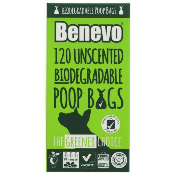 Plastic Free Benevo bags
