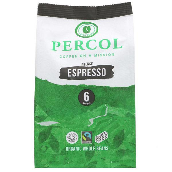Plastic Free Coffee from Percol
