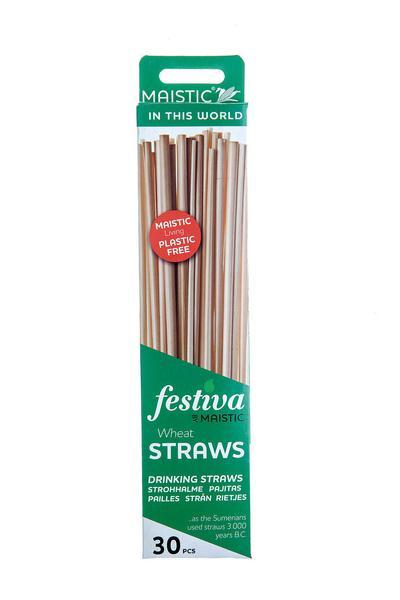 Plastic Free straws