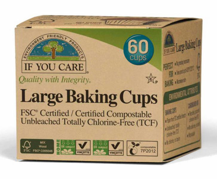 Plastic Free If You Care baking products
