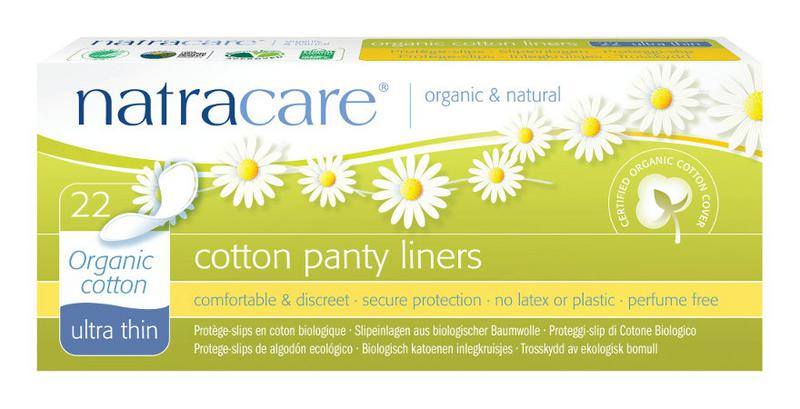 Plastic Free sanitary protection from Natracare