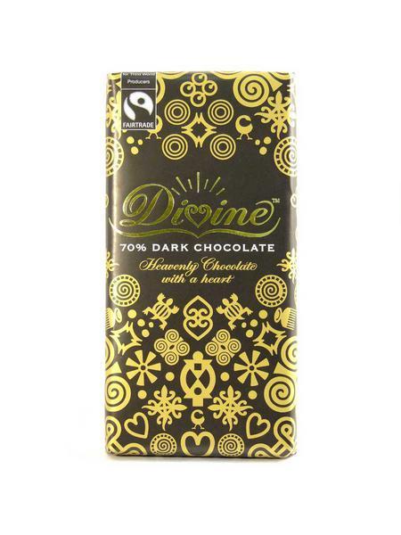 Plastic Free Divine chocolate