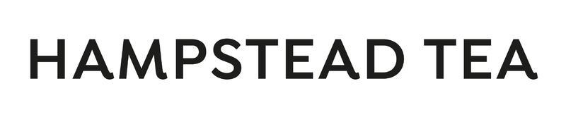 Plastic Free brand logo Hampstead Tea