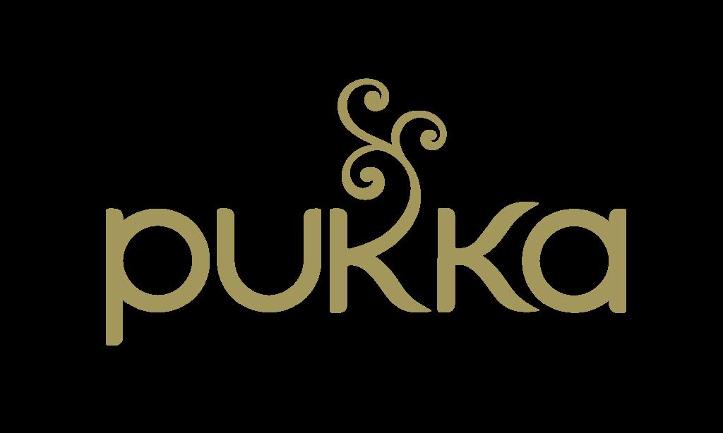 Plastic Free brand logo Pukka Tea