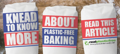 plastic free baking at www.realplasticfree.com