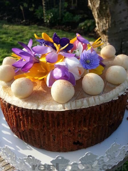 Simnel cake recipe for Easter